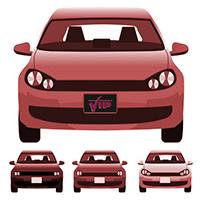 Moderna flota de vehículos